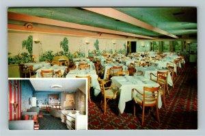 Cleveland OH- Ohio, Caminati's Bar and Restaurant Advertising ChromePostcard