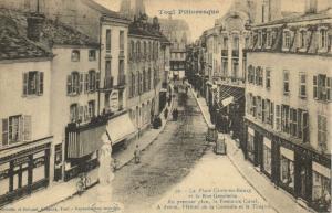 CPA La Place Croix en Bourg  Meurthe et Moselle (101884)