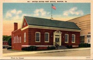 Virginia Marion Post Office