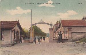 Entree Du Quartier Margueritte, Commercy (Meuse), France, 1900-1910s