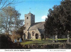 Church of St. John the Baptist Yarkhill