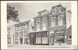 netherlands, HOEK VAN HOLLAND, Hotel Cafe America 50s