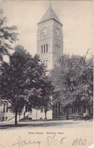 Court House, Atchison, Kansas,PU-1908