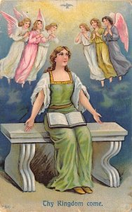 Thy Kingdom Come Angel Angles Unused