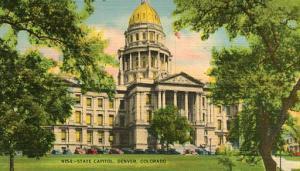CO - Denver, State Capitol