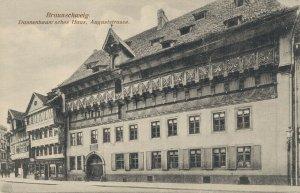 Germany Braunschweig Dannenbaumsches Haus Auguststrasse 04.79