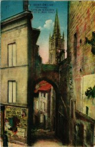 CPA St-ÉMILION Porte de la Cadéne (336284)