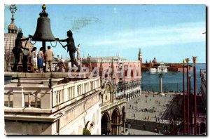 Old Postcard Venezia