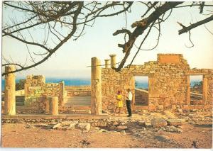 Cyprus, Temple of Apollo, unused Postcard