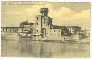 Cittadella, Torre dell'Antico Arsenale Della Repubblica, Pisa (Tuscany), Ital...