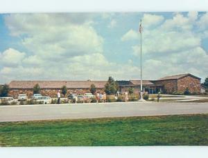 Pre-1980 PARK SCENE Pea Ridge Battlefield - Garfield Near Rogers AR H1644