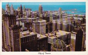 Illinois Chicago City Of Towers