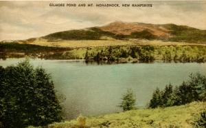 NH - Mt Monadnock  and Gilmore Pond