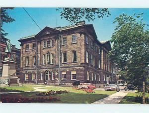 Pre-1980 TOWN VIEW SCENE Halifax Nova Scotia NS p9619