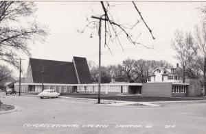 RP: SPENCER, Iowa, 1930s-50s; Congregational Church
