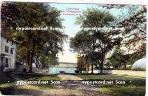 Lake Front, Albany Street, Geneseo NY
