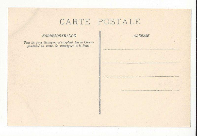Paris France Le Pantheon Mausoleum Vtg Lucien Levy Collotype ca 1910 Postcard