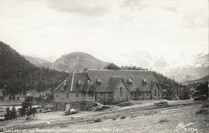 RP: ESTES PARK , Colorado , 1940s ; Catholic Church