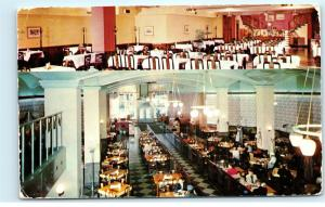 The Pickwick Cafeteria 643 Euclid Ave Cleveland OH Vintage Postcard D99