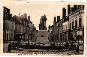 CPA BEAUGENCY - Place du Martroi (270655)