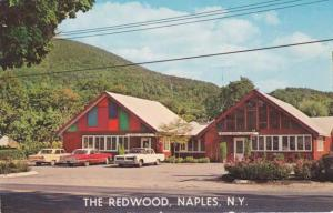 The Redwood Restaurant - Naples NY, New York