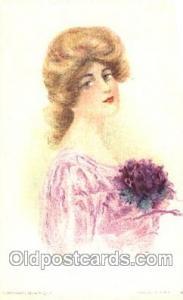 Maud Humphrey (United States) Artist Signed Postcard Postcards P.C. 20 Maud H...