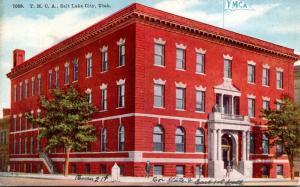 Utah Salt Lake City Y M C A Building