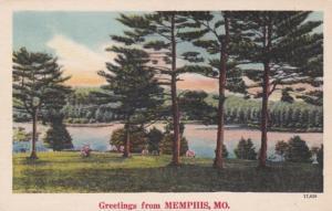 Missouri Greetings From Memphis