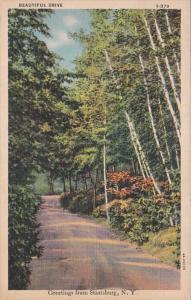 New York Greetings From Staatsburg 1936