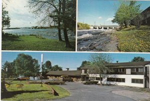 BLIND RIVER , Ontario, Canada, 1950-70s ; Old Mill Motel