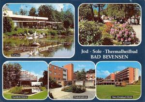Bad Bevensen Kurhaus, Kurklinik Diana, Diabetisklinik, Kurpark, Herz-Kreislauf