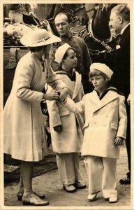 CPA AK La Famille Royale BELGIAN ROYALTY (758636)