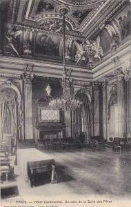 Un Coin De La Salle Des Fetes, Hotel Continental, Paris, France, 1900-1910s