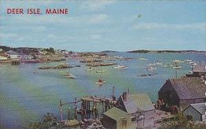 Maine Little Deer Isle The Beautiful Deer Isle
