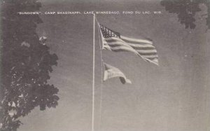 Wisconsin Fond Du Lac Sundown Camp Shaginappi Artvue