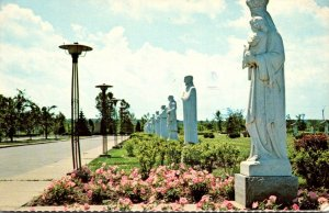 New York Youngstown Our Lady Of Fatima Shrine Barnabite Fathers Avenue Of Sta...