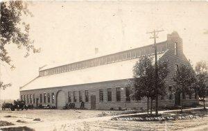 G24/ Britt Iowa RPPC Postcard 1913 Interstate Drainage Factory Company