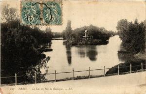 CPA PARIS 16e-Bois de Boulogne-Le Lac (325111)