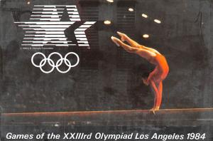 Los Angeles 1984 Olympics - Gymnastics