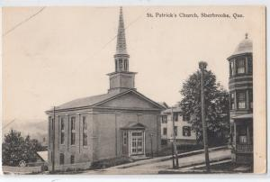 St. Patrick's Church, Sherbrooke PQ