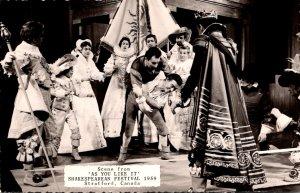 Canada Stratford Shakespearean Festival 1959 Scene From As You Like It&...
