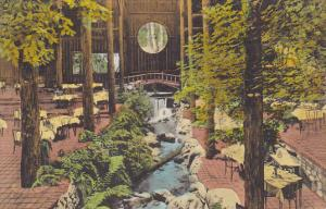 California Brookdale Mountain Brook Through Dining Room Brookdale Lodge Alber...