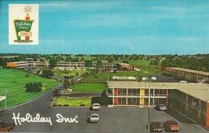 Holiday Inn, Springfield, Missouri Vintage Postcard