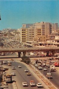 Saudi Arabia Jeddah King Khaled Flyover 1979
