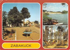 GG12008 Zabakuck Dorfstrasse Im Naherholungszentrum Camping