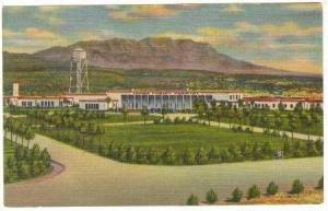 Carrie Tingley Hospital, Truth Or Consequences, New Mexico, 1930-1940s