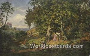Germany, Deutschland Postcard