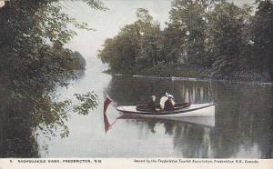 Fredericton , New Brunswick , Canada , 00-10s : Nashwaaksis River