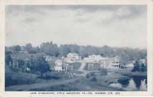 Lake O'Meadows at Little Meadows - Susquehanna County PA, Pennsylvania