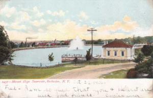 Mount Hope Reservoir - Highland Park - Rochester NY, New York - UDB